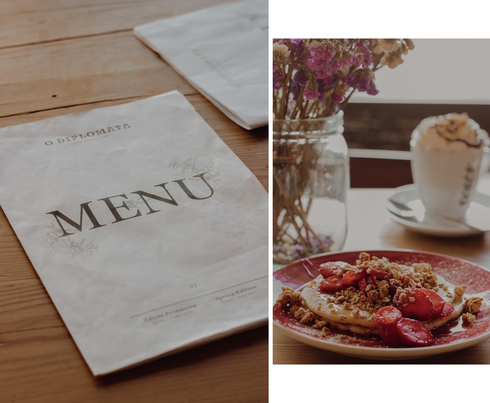 in high fashion laune | Porto Food Guide O Diplomat