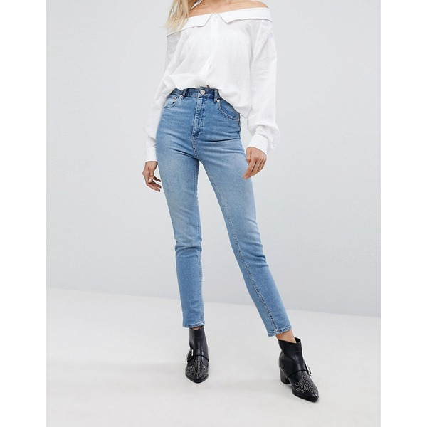 Schmale Mom-Jeans | ASOS