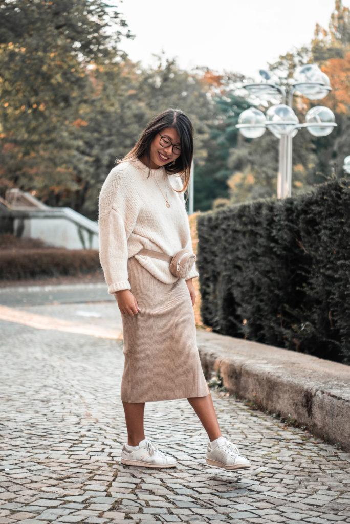 inhighfashionlaune | Outfit beige
