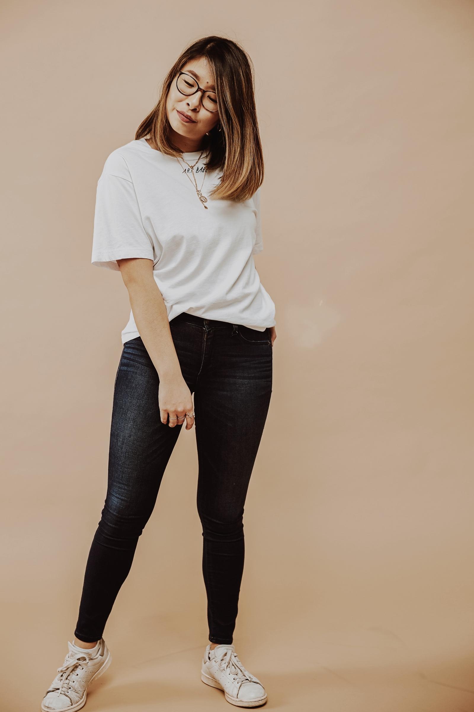 inhighfashionlaune | Jeans Guide: die perfekte Jeans für kleine Frauen
