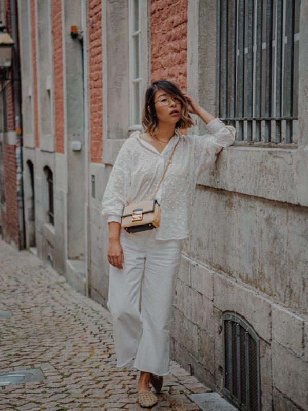 inhighfashionlaune | All White Outfit